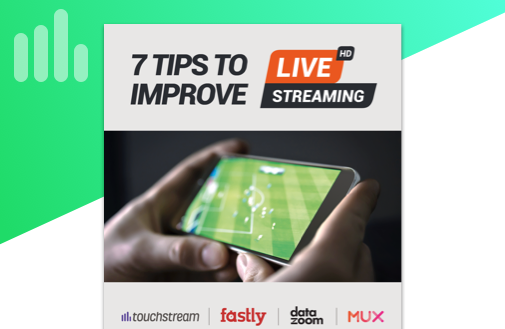 7 tips to improve live streaming